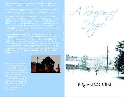 A Season of Hope (Book Cover) 1
